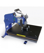 Schulze Bluepress Line Swing Heat Press