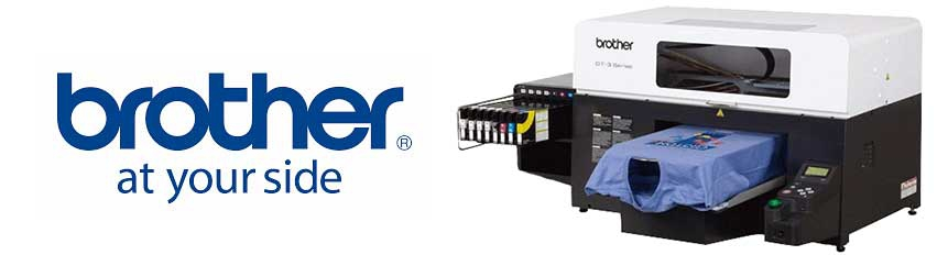 Brother GT3 garment printer