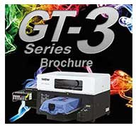 Brother GT3 Brochure